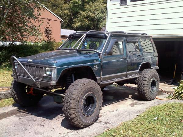 1995 Jeep Cherokee Sport Quot Stupidest Jeep On The Planet