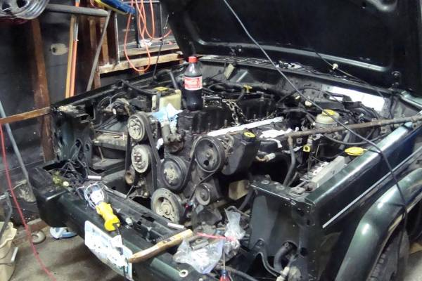 2000 Jeep Cherokee 4 0 Engine