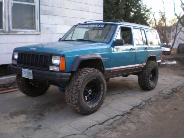 33s on 2 inches lift? - NAXJA Forums -::- North American ...